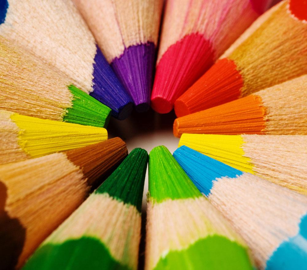 اصول پایه ای علم رنگ