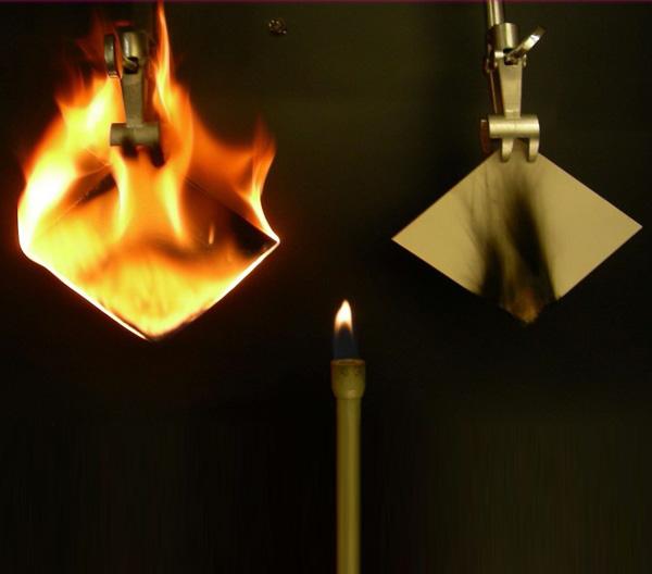 تاخیر اندازهای شعله