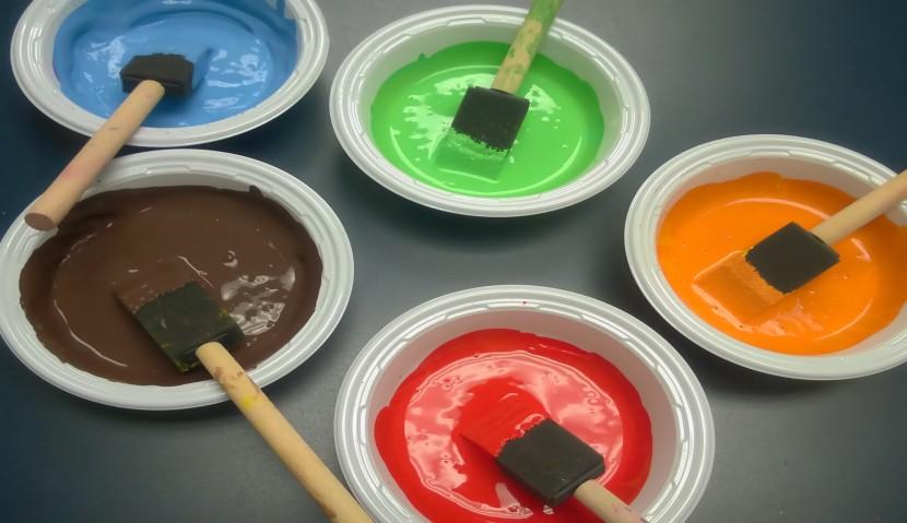 تأثیر رنگدانه ها بر روی رفتار خشک کننده ها