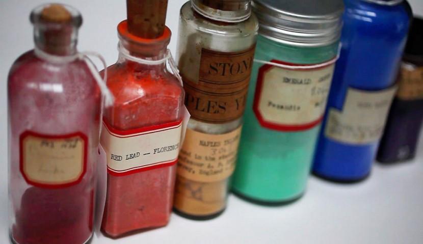 تعریف رنگدانه های جوهر، تونر و لیک در مواد رنگزا